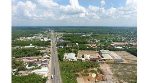 Đất Nền Ngay Thị Trấn Chơn Thành, Bình Phươc Giá Rẻ Bất Ngờ